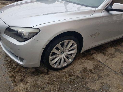 Dezmembrez BMW seria 7 F01 F02 730d N57D30A 245cp TITANSILBER METALLIC