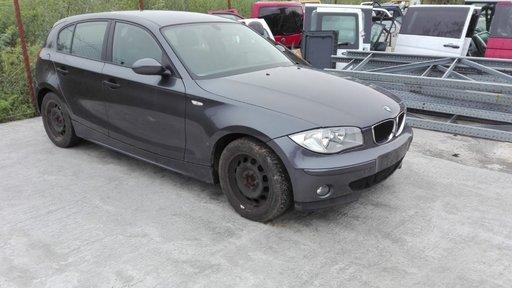 Dezmembrez BMW Seria1 118d 2007 122Cp