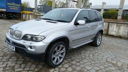 Dezmembrez BMW X5 3.0d 160kw 218cp e53 M57 D30 306D2 2006 cutie viteze automata / Facelift