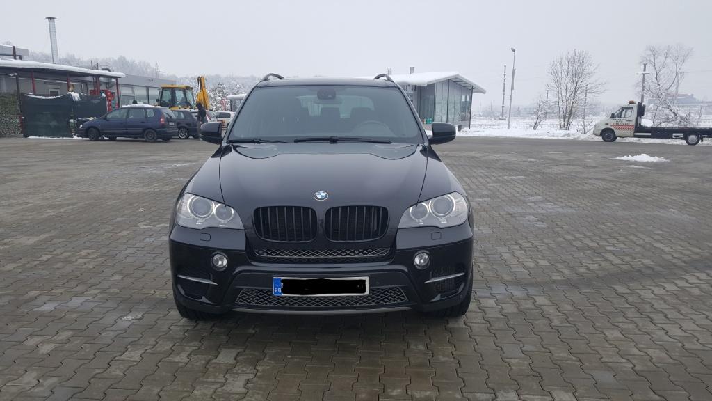 Dezmembrez BMW X5 e70 an 2010 3.0 d N47D30A