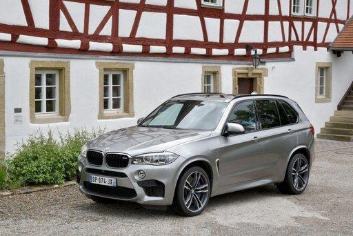 Dezmembrez BMW X5 F15 4.0D 313cp PACKET-M 31.500km