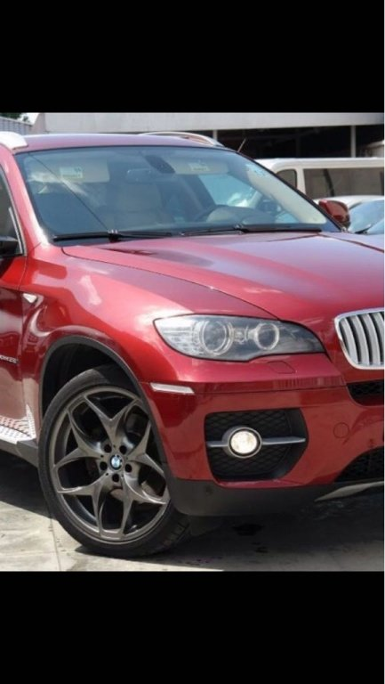 Dezmembrez BMW X6 model E71 2009 3.5 D full