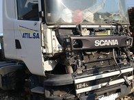 Dezmembrez cap Tractor Scania