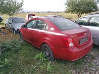 Dezmembrez Chevrolet Aveo, An fabricatie 2013, 1.4 benzina