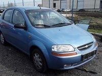 Dezmembrez Chevrolet Kalos, an 2006, motorizare 1.4 16V,