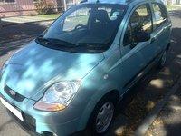 Dezmembrez Chevrolet Spark 0.8i 38kw, 2006