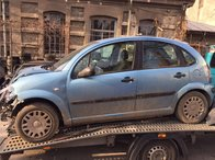 Dezmembrez Citroën C3 an 2005 albastru motor 1.1i HFX