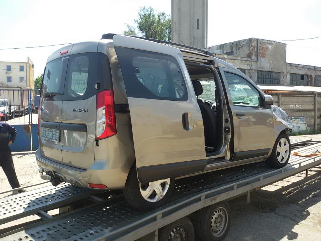 Dezmembrez Dacia Dokker 1.5 dci Laureate navi carlig
