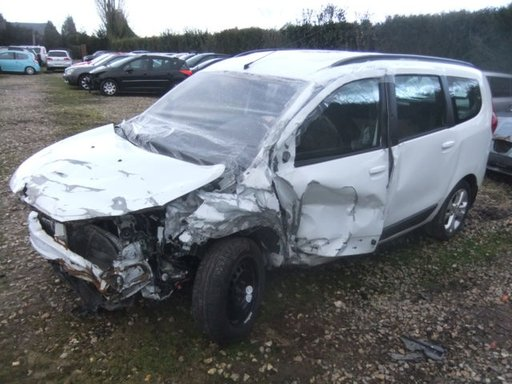 Dezmembrez Dacia Lodgy 1.5 dci Prestige