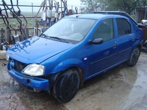 Dezmembrez Dacia Logan 1.4 MPI 2005 cod motor K7J-A7