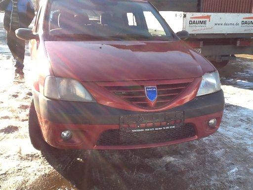 Dezmembrez Dacia Logan 1.5 dci 2007 E4