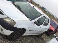 Dezmembrez Dacia Logan 1.6 BENZINA alba