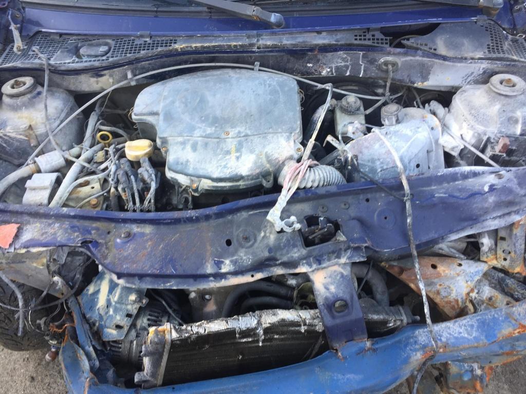 Dezmembrez Dacia Logan 2005 SEDAN 1.4 mpi