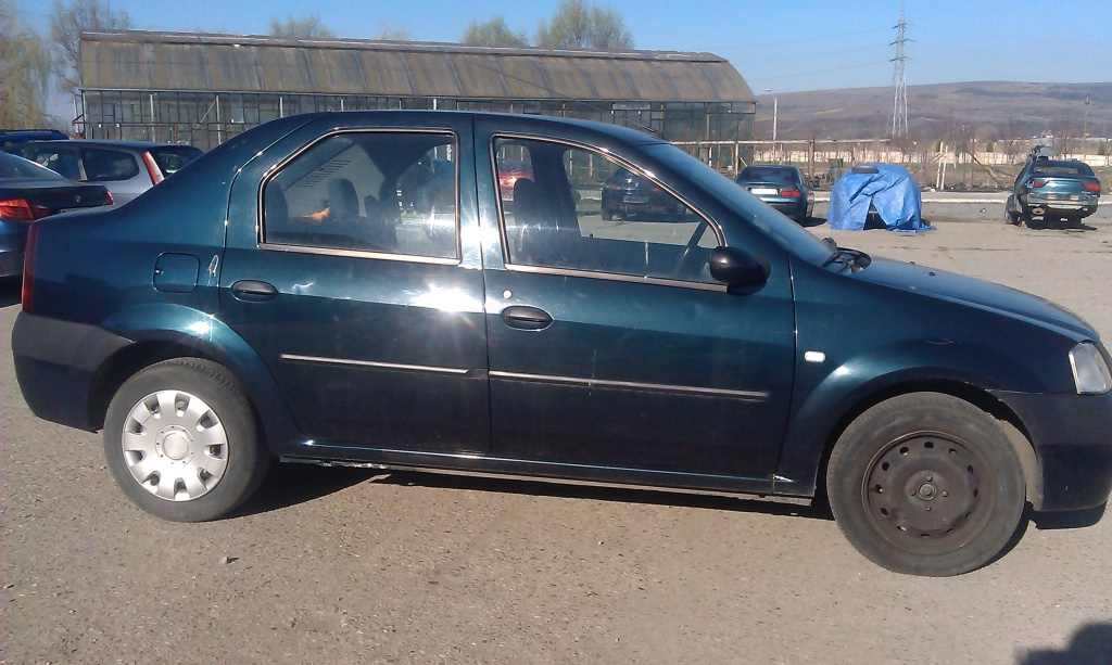 Dezmembrez dacia logan, 2006,1461 diesel, 48kw