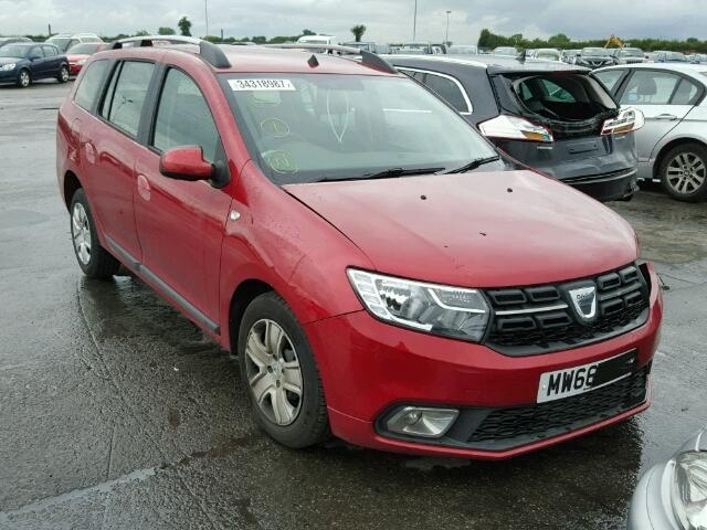 Dezmembrez Dacia logan 2017 1.5dci mcv