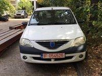 Dezmembrez Dacia Logan Alb 1.6 benzina alba
