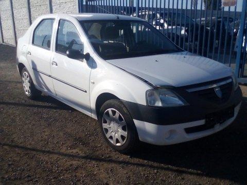 Dezmembrez Dacia Logan an 2007 motorizare 1.4