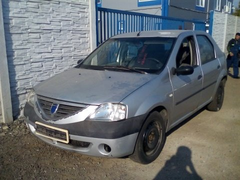 Dezmembrez Dacia Logan an 2007 motorizare 1.5 DCI