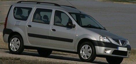 Dezmembrez Dacia Logan MCV 1.5 DCI 2005