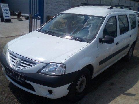 Dezmembrez Dacia Logan MCV an 2008 motorizare 1.6 16V