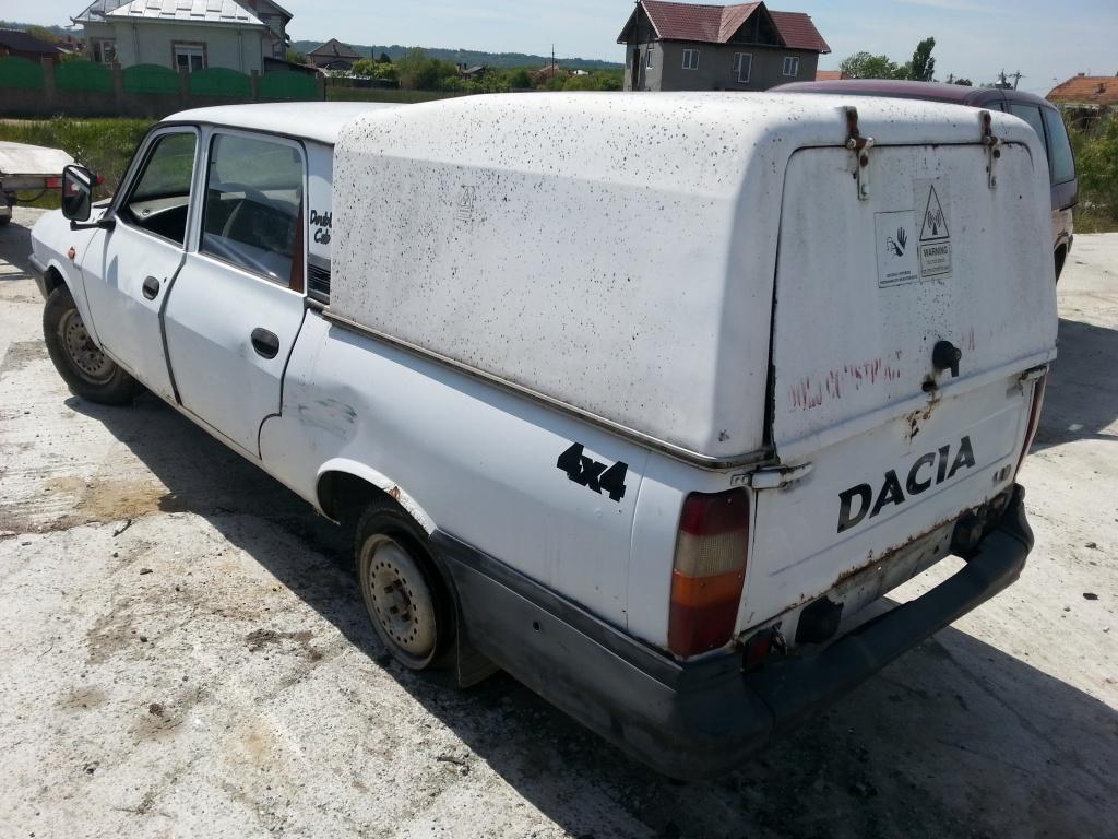 Dezmembrez Dacia Papuc 1.9 DIESEL 4x4 DOUBLE CAB