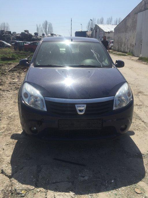 Dezmembrez Dacia Sandero 1.4 Benzina 2010