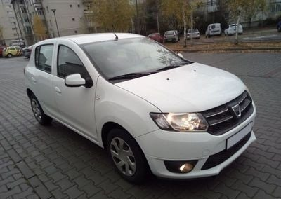 Dezmembrez Dacia Sandero 1.5 DCI 2007