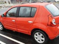 Dezmembrez Dacia Sandero 1.5 DCI din 2010 volan pe stanga