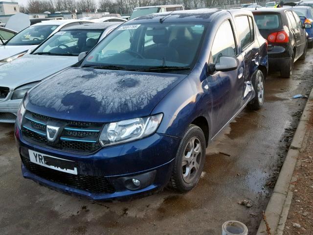 Dezmembrez Dacia Sandero 2015 hatchback 1.5 dci euro 5