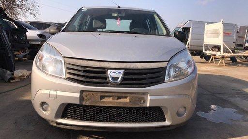 Dezmembrez Dacia Sandero din 2008 1.4 MPI 53 000 km reali