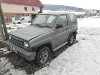 Dezmembrez Daihatsu Feroza an 1992, 1598 cc benzina