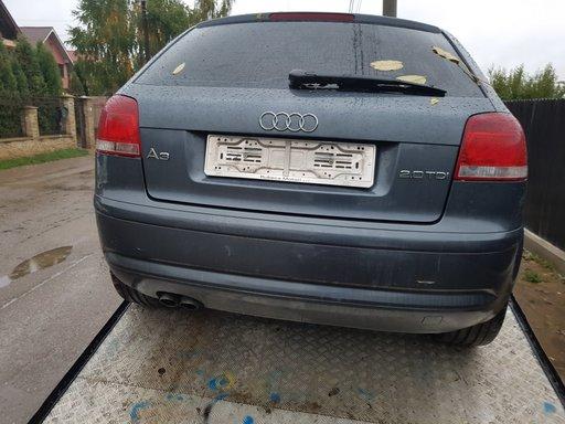 Dezmembrez / dezmembram AUDI A3 8P 2.0tdi BKD 2005 2006 , auto Italia