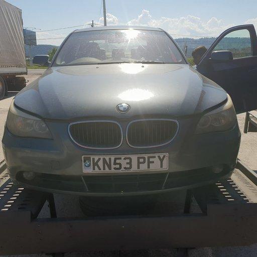 Dezmembrez dezmembram piese auto BMW E60 525i 2003 motor 256S5
