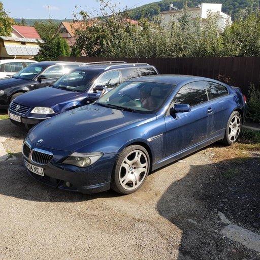 Dezmembrez dezmembram piese auto BMW E63 645i 4500 benzina 2005