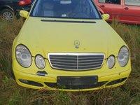 Dezmembrez dezmembram piese auto Mercedes W211 E220 euro 4 2005