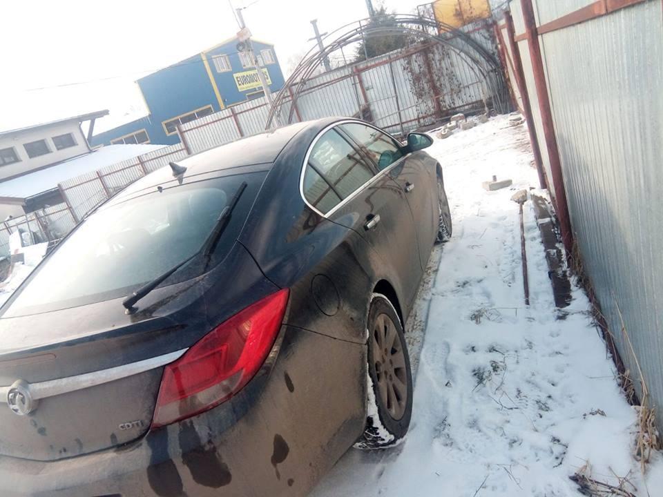 Dezmembrez dezmembram piese auto Opel Insignia 2.0 A20DTH 2010 euro 5