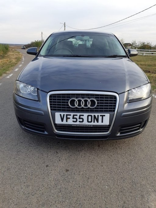 Dezmembrez dezmembrari piese auto Audi A3 8P 2.0 BKD facelift