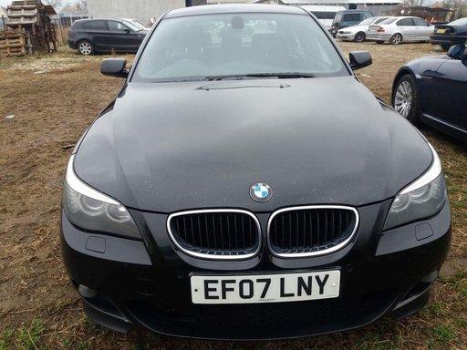 Dezmembrez dezmembrari piese auto BMW E60 facelift 520d 163cp M47 M paket original