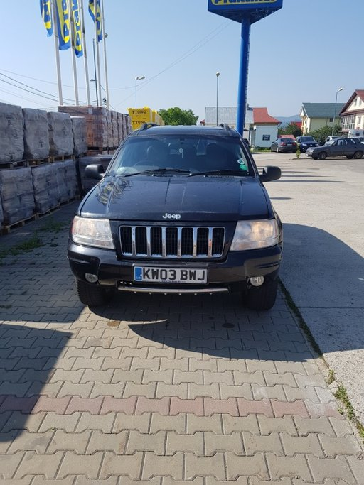 Dezmembrez dezmembrari piese auto JEEP GRAND CHEROKEE facelift 2.7CRDI 2004