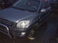 Dezmembrez dezmembrari piese auto Kia Sportage 2005 2.0 CRDI D4EA euro 5+1T 4x4