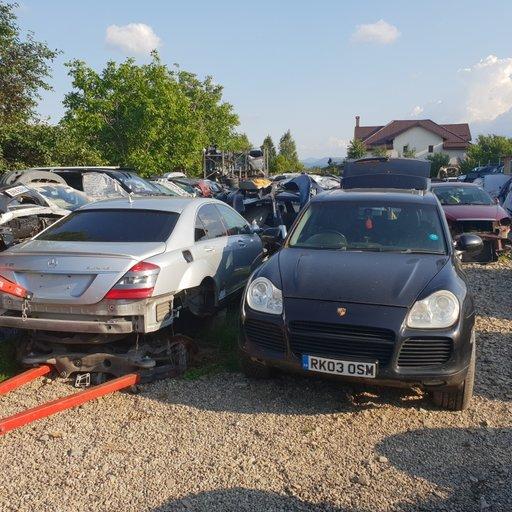 Dezmembrez dezmembrari piese auto Porsche Cayenne Turbo S 4.5 2005 2006