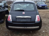 Dezmembrez Fiat 500 1.2 benzina 2010 negru