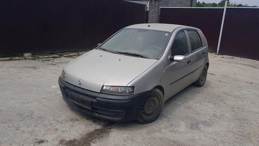 Dezmembrez Fiat Punto 1.9 jtd an 2001