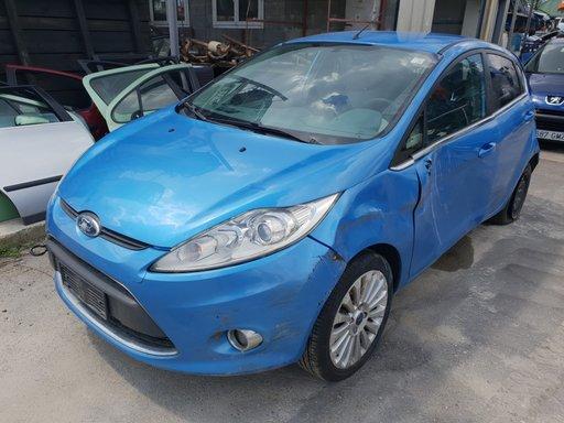 Dezmembrez Ford Fiesta 2014 1.25 benzina cod STJB