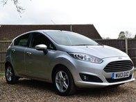 Dezmembrez Ford Fiesta 2014