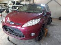 Dezmembrez Ford Fiesta VI 1.6 TDCi 70kw tip motor TZJA 2009 2010 2011 2012