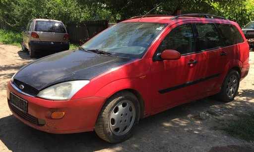 Dezmembrez Ford Focus 1.8 TDDI 66 KW 90 CP Fabricatie 2001 Import Germania FARA ACCIDENT !
