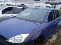 Dezmembrez ford focus culoare albastru 18 tdci 115 cp anul 2003