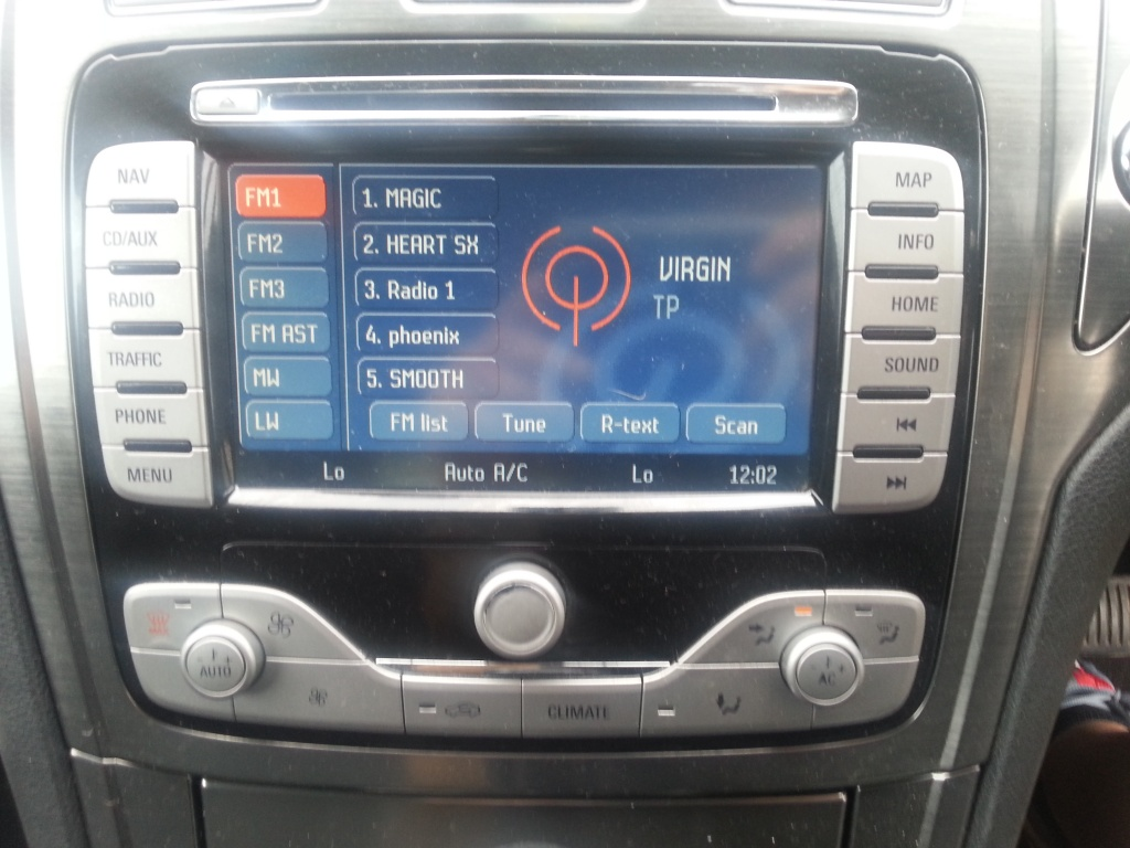 Dezmembrez Ford mondeo MK 4 hatchback - 2007, model Titanium