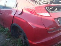 Dezmembrez Honda Civic 2012 1.8i